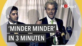 2,5 jaar Wildersproces in 3 minuten | NOS op 3