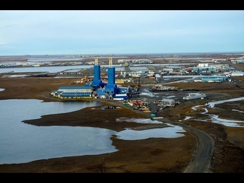 Oil and gas extraction in Alaska