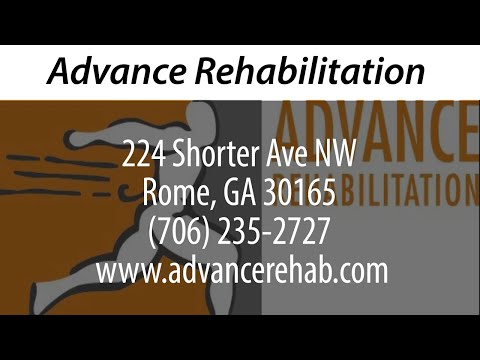 Advance Rehab - REVIEWS - Rome, GA Reviews