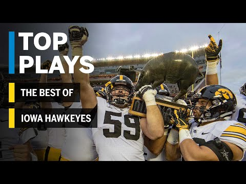 The Best of Iowa Hawkeyes: 2018 Mid-Season Highlights | Big Ten Football