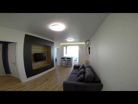 Ремонт 3х комнатной квартиры в Самаре. Шикарный дизайн интерьера