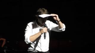 Q&A - Josh Groban - Helsinki 5/21/2013