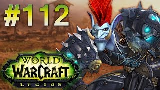 World of Warcraft: Legion Pre-Gameplay | 1-110 Walkthrough | Hunter | Part 112