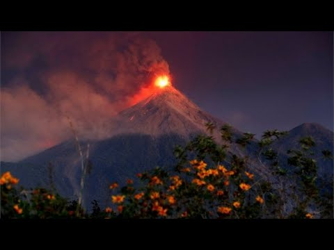 GSM Update 11/20/18 - Fuego Erupts - Record Cold & Snow Thanksgiving - The Equator 12,500 Years Ago
