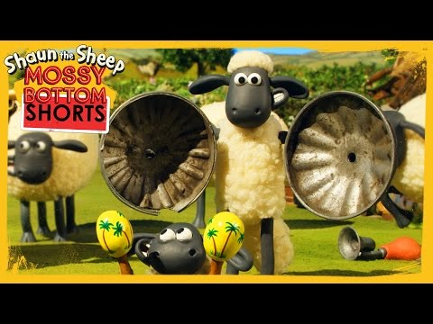 Stomp - Shaun the Sheep [Full Episode]
