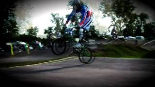 BMX started season 2012 (Russia)