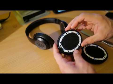 How To Replace Ear Pads On Beats Studio 2 0 Wireless Also Applies To Studio 3