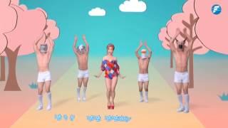 """La canción y el """"baile del pollo"""" causa furor en YouTube -04/12/2014"""