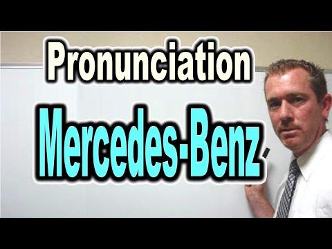 Cách Phát Âm MERCEDES-BENZ