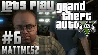 Grand Theft Auto 5 Let's Play Part 6 - Lester & Lifeinvader (GTA V Walkthrough)