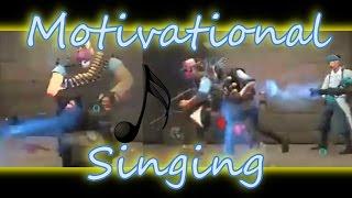 Motivational Singing w/ Kraze