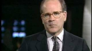 CNBC First Inaugural Broadcast - April 1989