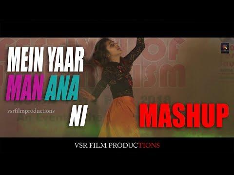 Main Yaar Manana Ni | Qismat | Ammy Virk | Rupaiya Song | College Dance | VSR FILM PRODUCTIONS