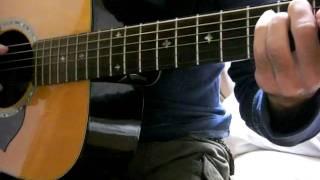 福原美穂さんのカバー版で好きになった曲です。ギターで雰囲気出てるか...