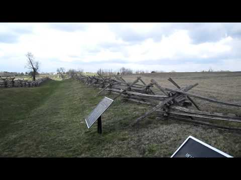 Antietam National Battlefield Ghost Voice