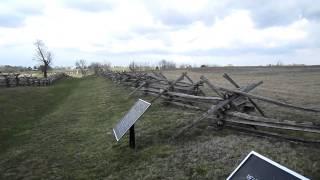 Antietam National Battlefield Ghost Voice