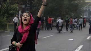 Iranians Protest Over Recent Acid Attacks