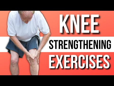 4 Simple Moves for More powerful Knees
