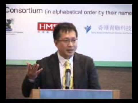 Dr Samson Tam is supporting HK ICT Career