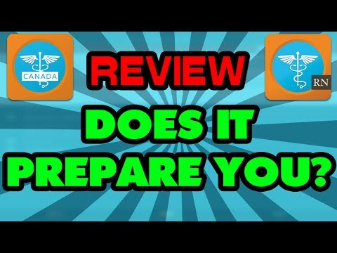 NCLEX RN Mastery App - Review - YouTube