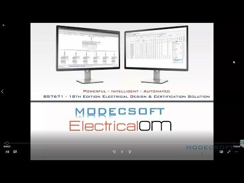 Webinar - ElectricalOM Basics
