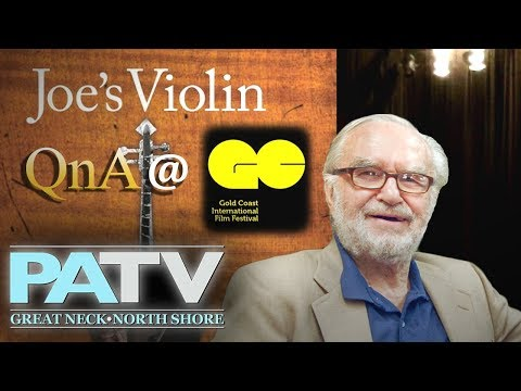 Joe's Violin Film Q&A (Gold Coast International Film Festival)