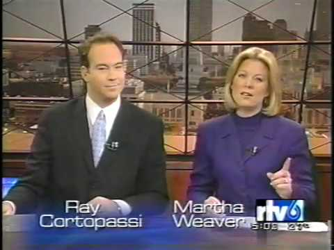 Connor & Elliot Barnett - WRTV - 2002