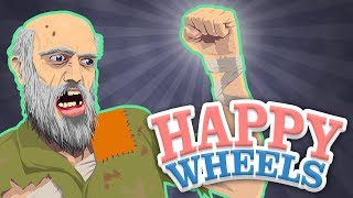 Helping A Hobo | Happy Wheels