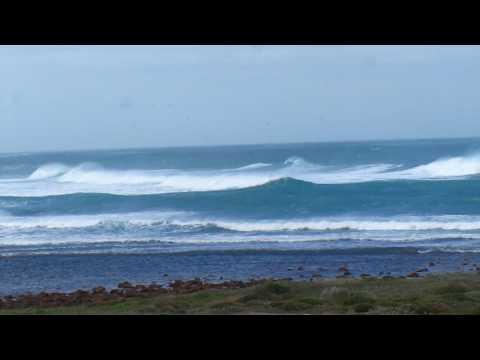 MVI 1834   Woeste zee bij Cape Agulhas