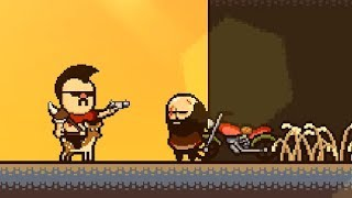 REACHING THE FINAL CHAPTER Lisa The Painful RPG #7