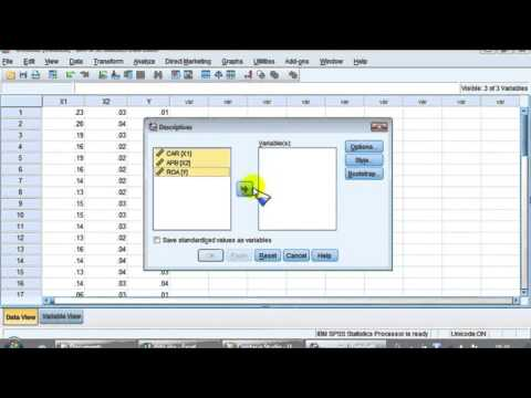 Tutorial IBM SPSS 22_Data Outlier