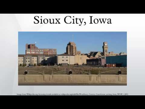 Sioux City, Iowa