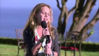 [Cutting]:  Beatrice Miller - Titanium - The X Factor USA 2012 (Britney