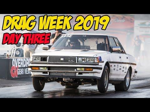 Aussies at Drag Week 2019 - Day Three
