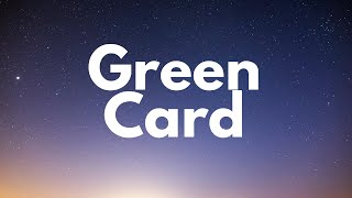 Parte 20 - Como obter um Green Card