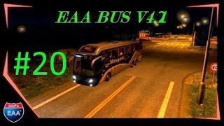 Euro Truck Simulator 2 Карта Бразилии «EAA BUS» #20 (Водитель автобуса)(Я в вк - https://vk.com/alavrinenko99 Группа в вк - https://vk.com/tuning23 Ссылка на карту - https://stmods.ru/euro_truck_simulato..., 2017-03-07T18:58:47.000Z)