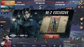 PUBG MOBILE 4 WINS AND 500+ KILLS LIVE FULL ZOMBIE MODE AND BOSS HUNT NEW UPDATE | RDX INDIA