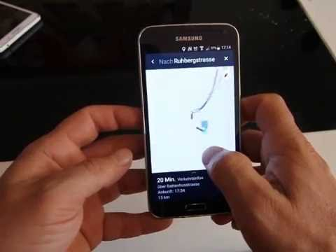 Here WeGo Navigation App 100% gratis Ohne internet funktioniert super