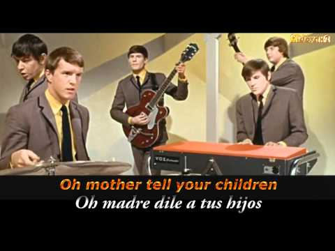 The Animals - House Of The Rising Sun-Subtitulos Ingles / Español