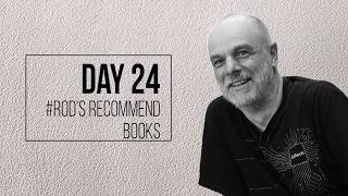 【Quantum Course】Rod's recommended books【Day24】