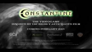 Constantine - Game Trailer (V1)