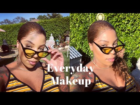 EASY GO-TO MAKEUP LOOK | EVERYDAY MAKEUP TUTORIAL thumbnail