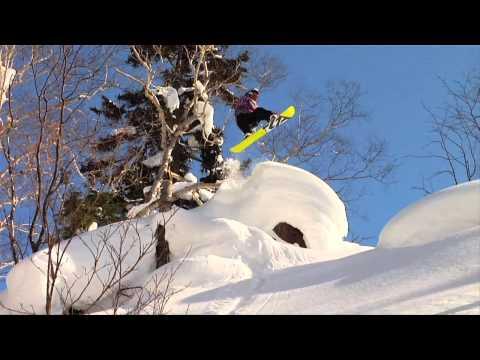 SIGMA - Volkl Snowboards Team Movie 2011