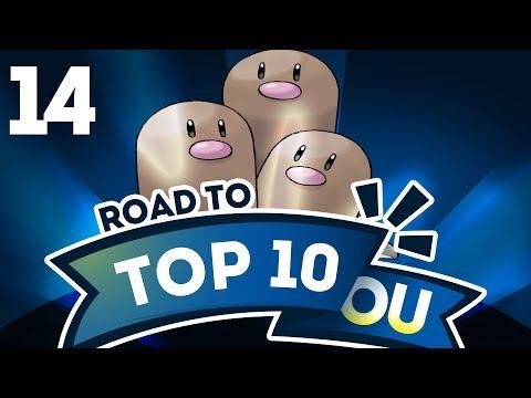 """THE FINALE"" Pokemon Showdown Road to Top Ten: Pokemon Sun & Moon OU w/ PokeaimMD #14"
