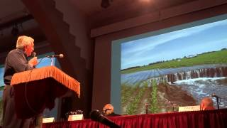 "FATE of the EARTH conf/ WES JACKSON ""EFFICIENCIES INHERENT IN NATURAL INTEGRITIES"""