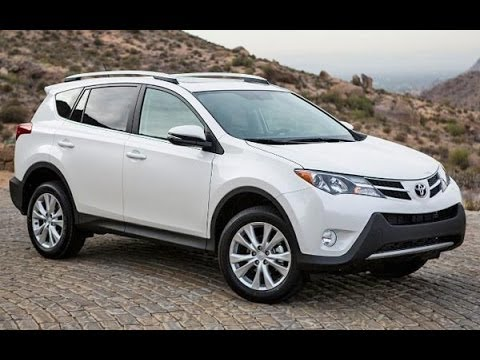 New Toyota Rav4 Limited Review Youtube
