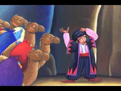 World Best Traditional Fairytale 25  Ali Baba, The Arabian Nights