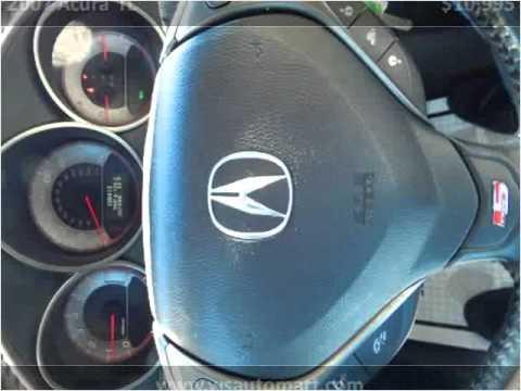 2007 Acura TL Used Cars St Augustine FL