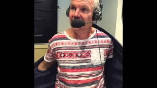 11/07/2015 Spud Throws Damo The Interview Gauntlet
