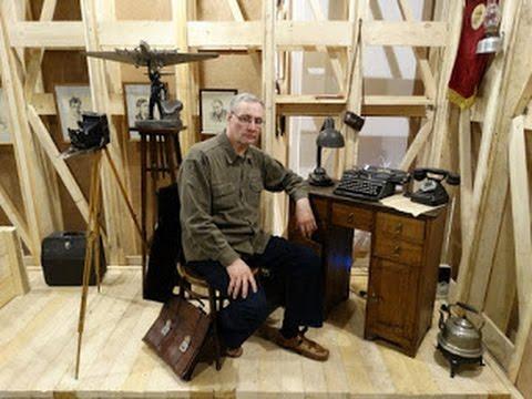 Об антиквариате  советской эпохи- Аркадий Константинов, коллекционер,  консультант по реквизиту